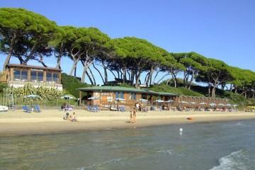 Strutture ricettive (hotel, villaggi) in Legno: Stabilimento balneare L.A. COST