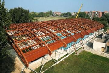 Strutture ricettive (hotel, villaggi) in Legno: Piscina Olimpionica – Cremona L.A. COST