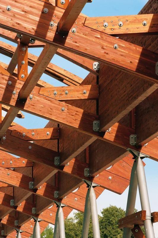 Strutture ricettive (hotel, villaggi) in legno COSTANTINI LEGNO - L.A. COST Piscina Olimpionica – Cremona