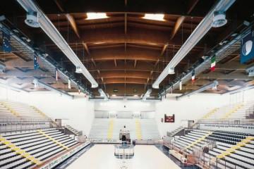 Strutture ricettive (hotel, villaggi) in Legno:  Palazzetto dello sport – Roseto degli Abruzzi L.A. COST