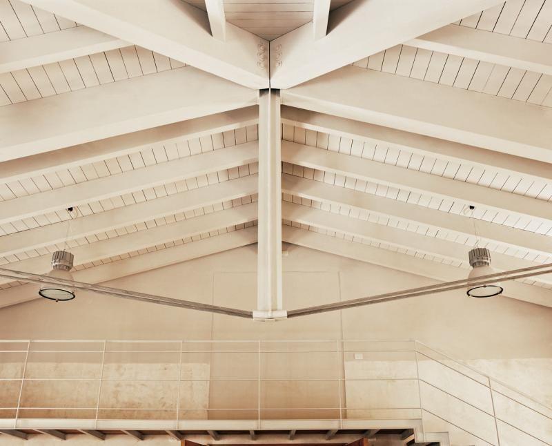 Tetti in Legno in legno COSTANTINI LEGNO - L.A. COST Sala Consiliare Comune di Cinigiano