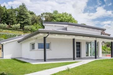 Modello Casa in Legno Casa a un Piano - Gubbio di COSTANTINI LEGNO - L.A. COST