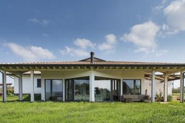 Realizzazione Casa in Legno Casa Miky di Bautiz