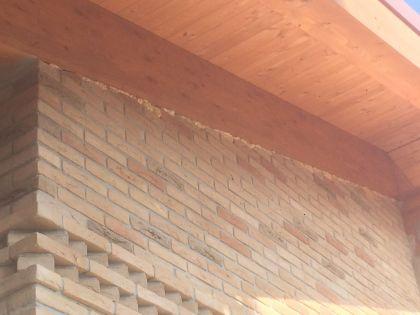 Copertura In Legno Lamellare : Casa in legno modello tetto grandi campate di spazio legno lamellare
