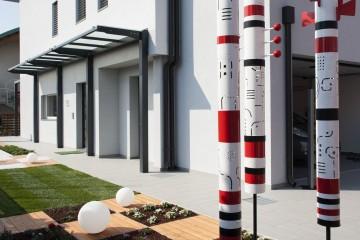 Modello Casa in Legno Casa Benessere di HOOOME