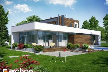 Modello Casa in Legno Casa in Boraggini di DOMUS Green