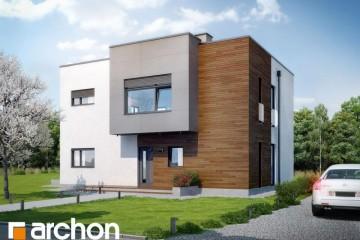 Modello Casa in Legno Casa Croton di DOMUS Green