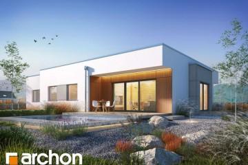 Modello Casa in Legno Casa Felce 2 di DOMUS Green