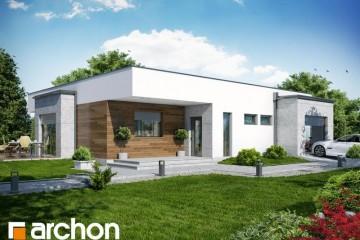 Modello Casa in Legno Casa in Felce di DOMUS Green