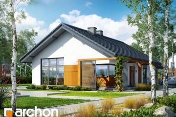 Modello Casa in Legno Casa in McItosh 2n di DOMUS Green