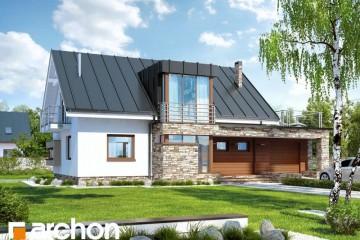 Modello Casa in Legno Casa dell' Ambrosia di DOMUS Green