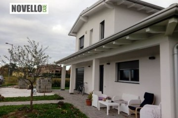 Realizzazione Casa in Legno Villa in legno a Ferrara - Sant'Egidio di Novellocase Srl