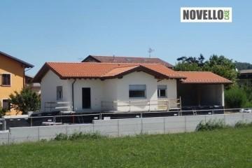 Casa in Legno Casa in legno in classe A4 a Cuneo - Roccaforte mondovì