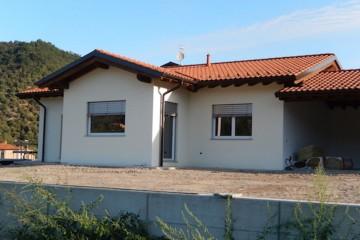 Realizzazione Casa in Legno Casa in legno in classe A4 a Cuneo - Roccaforte mondovì di Novellocase Srl