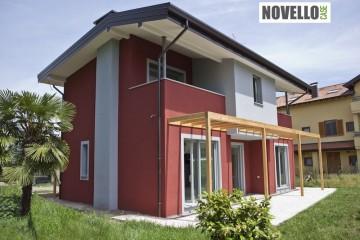 Casa in Legno Casa in legno 150 mq - Varese