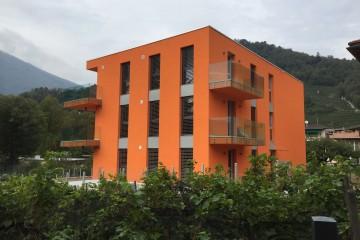 Casa in Legno Condominio in legno nel Canton Ticino