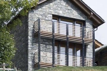 Casa in Legno Casa in paglia senza impianti - Chamois (AO)
