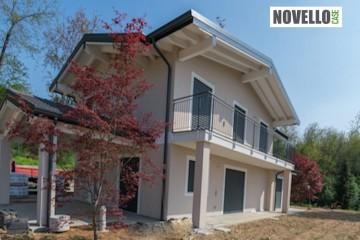 Realizzazione Casa in Legno Casa a Varese - Novellocase di Novellocase Srl