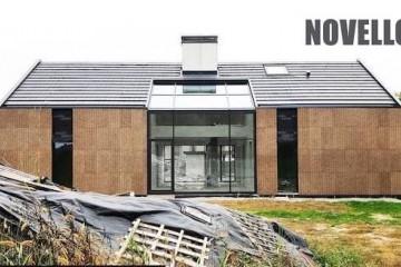 Realizzazione Casa in Legno Villa in legno moderna - MIlano di Novellocase Srl