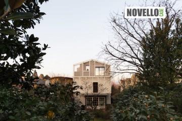 Casa in Legno Sopraelevazione in legno a Varese