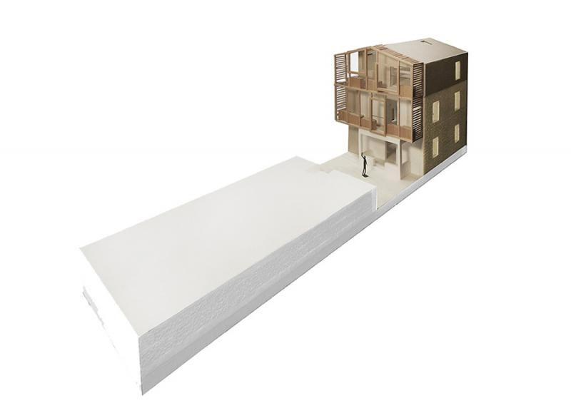 Case in legno Novellocase Srl Sopraelevazione in legno a Varese