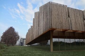 Realizzazione Edificio Pubblico (scuola, chiesa) in Legno Sede ARPA, Ferrara di Novellocase Srl