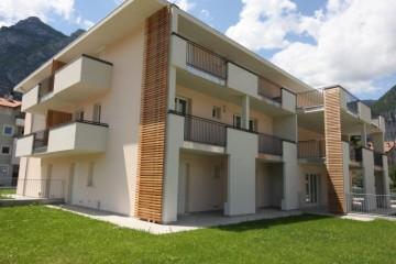 Condomini in Legno: Condominio Riva del Gard