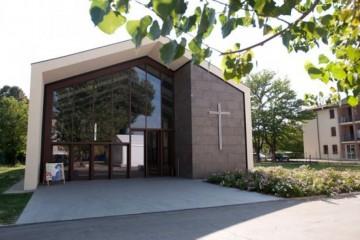 Edifici Pubblici (scuole, chiese) in Legno: Chiesa Legno Medolla