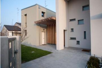 Case in Legno e Villette in Legno:  Casa unifamiliare-Xlam Sistem Costruzioni