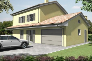 Case in Legno e Villette in Legno: Villa Brancolini Sistem Costruzioni