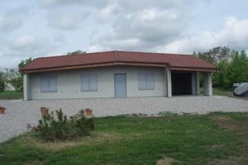 Case in Legno e Villette in Legno: Villa Bernini Sistem Costruzioni