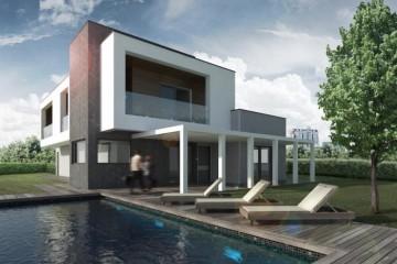 Realizzazione Case in Legno Villa Mood di BIOHAUS