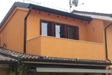 Case in Legno: Sopraelevazione Verona