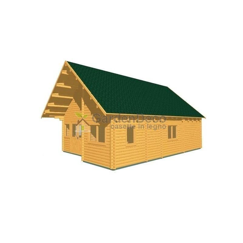 Baite e Chalet in legno GARDENDECO Bungalow Garda