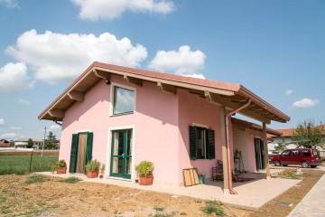 Casa in Legno Moriondo Torinese (Torino)