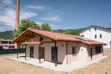 Realizzazione Casa in Legno Montechiaro d'Acqui (Alessandria) di Building Evolution