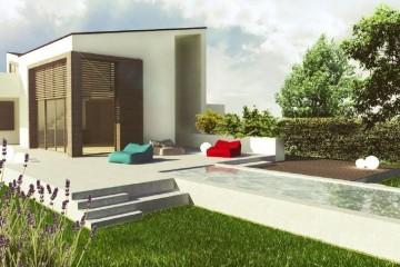 Modello Casa in Legno Villa monofamiliare di Building Evolution