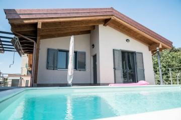 Casa in Legno Cameri (Novara)
