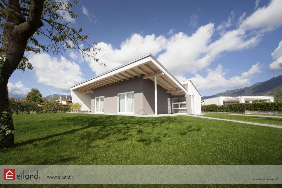Casa in Legno in stile Moderno: Eiland a Schio VI