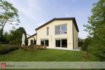 Realizzazione Casa in Legno Eiland a Borgoricco PD di Eiland srlu