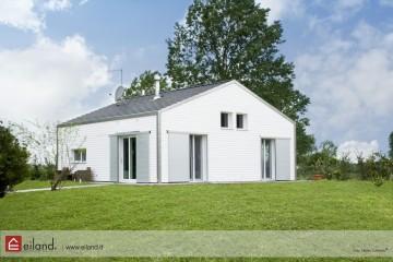 Realizzazione Casa in Legno Eiland a Marcon VE di Eiland srlu