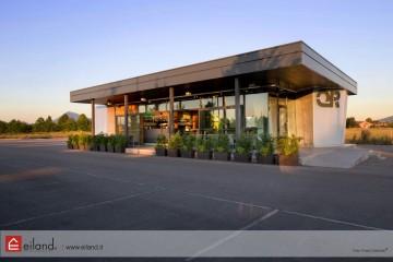 Realizzazione Struttura ricettiva (hotel, villaggio) in Legno Eiland ad Agugliaro VI di Eiland srlu