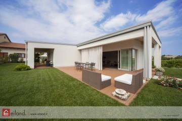 Realizzazione Casa in Legno Eiland a Bassano Del Grappa VI di Eiland srlu