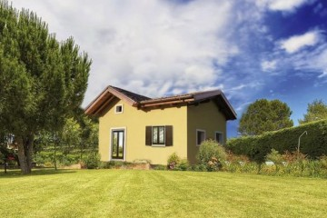 Case in Legno: Villetta monofamiliare