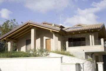 Case in Legno: Villa in legno