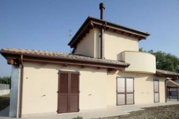 Case in Legno: Villa pergola