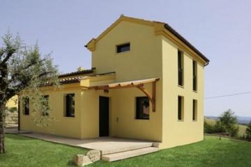 Case in Legno:  Casa a due piani