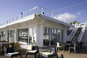 Strutture ricettive (hotel, villaggi) in Legno: Stabilimento balneare