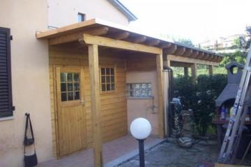 Ampliamenti in Legno: Ampliamento in legno