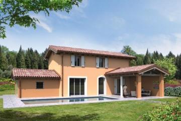 Case in Legno e Villette in Legno: Modello Mediterranea Arconord Costruzioni srl